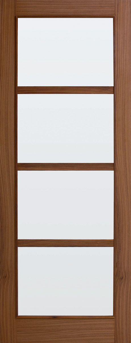 naturel walnoot mat glas 2315 x 93 cm stomp