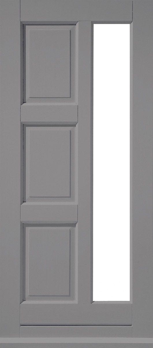 buitendeur ml 615 2115 x 83 r2l3 gegrond